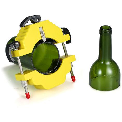 Cortador de botellas de vidrio Herramienta de corte de botellas de bricolaje