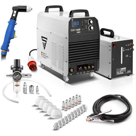Cortador de plasma CUT 160 P IGBT equipamiento completo