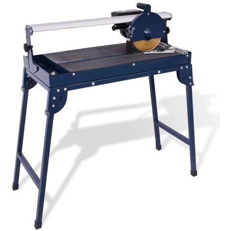 Cortadora radial de azulejos 800 W 200 mm