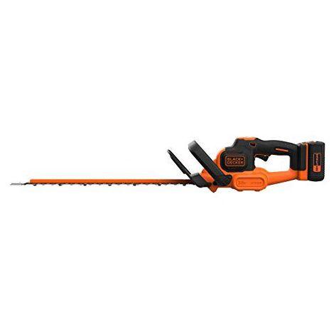 Cortasetos Power Command 36V 2,5Ah con espada de 55cm y separación entre dientes de 22mm + sierra en la punta