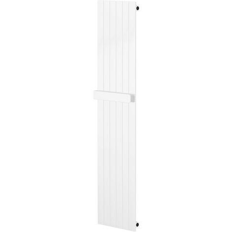 Cortes 1600 x 360 White Radiator & Towel Bar