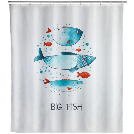 Cortina de baño Big Fish