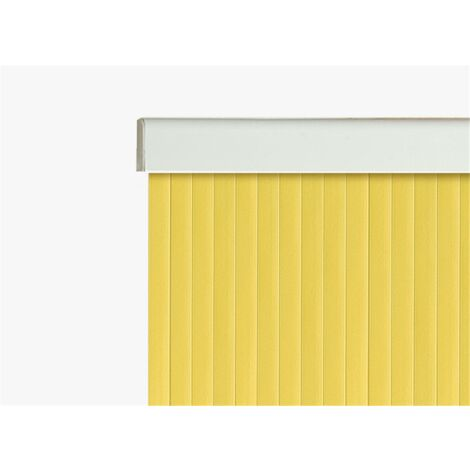 Cortina de cinta Almeria 115 X 225 cm