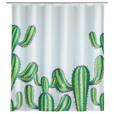 Cortina de ducha Cactus