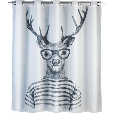 Cortina de ducha Mr.Deer Flex Antimoho WENKO