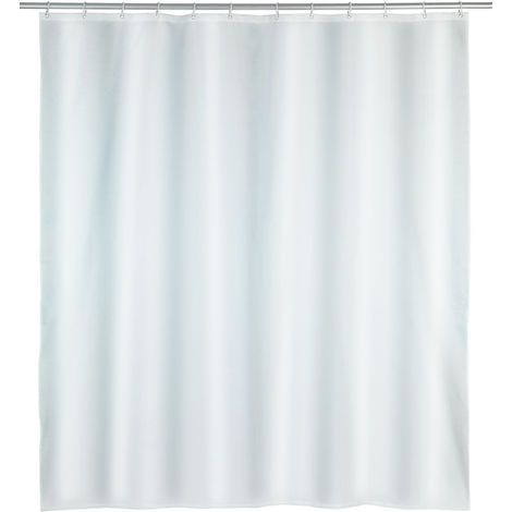 Cortina de ducha Punto blanco