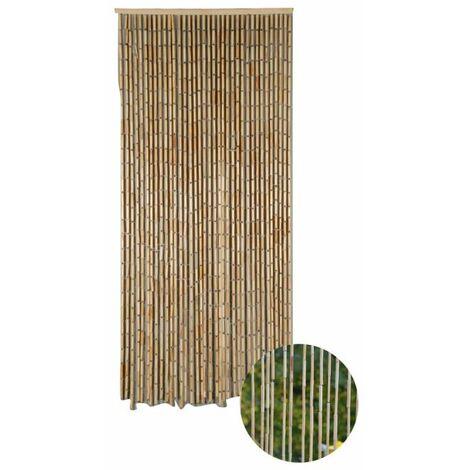 Cortina de puerta de sorgo CONFORTEX para puerta - 90 x 200 cm - beige - beige