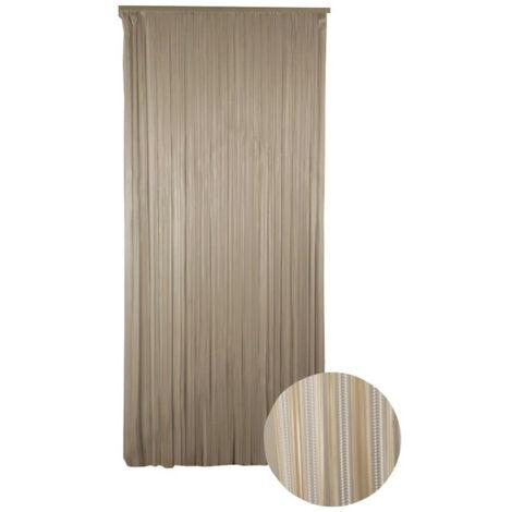 Cortina de puerta Lumina CONFORTEX - 90 x 220 cm - Gris - Gris