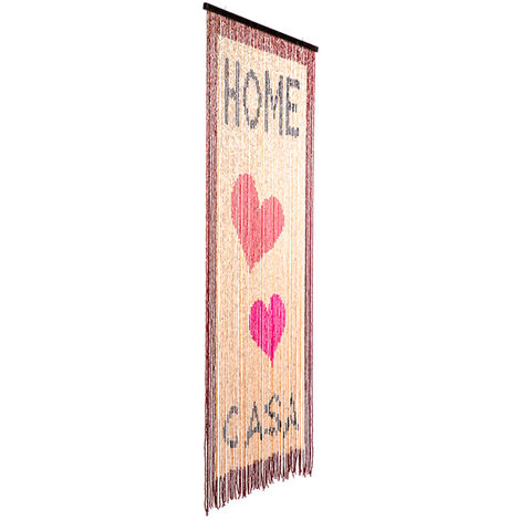 Cortina madera para puerta Home Catral