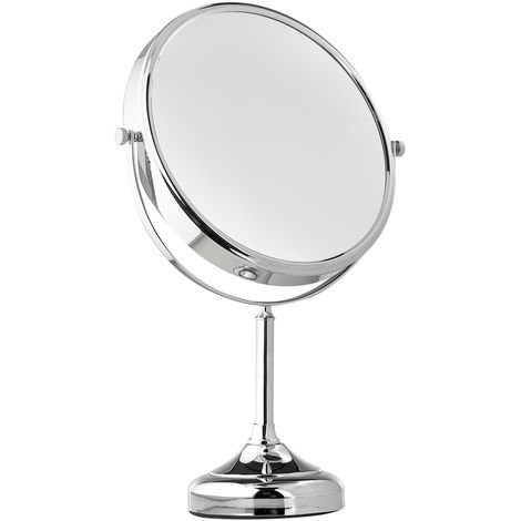 Cosmetic mirror Magnification Mirror Make-up mirror Shaving mirror 10Fach Stand
