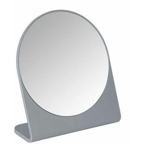 Cosmetic mirror Marcon grey WENKO