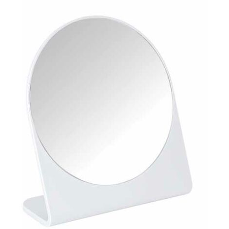 Cosmetic mirror Marcon white WENKO
