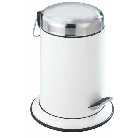 Cosmetic pedal bin Retoro White WENKO