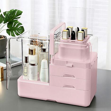 Cosmetic Storage Rack Skin Care Travel Case Jewelry Box