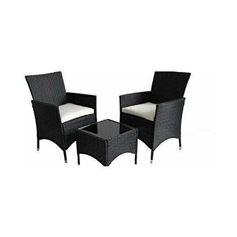 Cosmoliving Outdoor Rattan Venice Bistro Set Garden Patio Furniture Conservatory P 5131492 9858937 1 Jpg