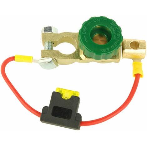 avec coupe circuit pour la moto sous blister - Cosse de connexion de batterie