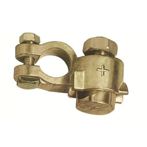 Cosse batterie double serrage, PL/TP (-), câble 16 - 70mm²