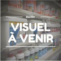 Cosse coeur inox - 4, 5, 6 ou 8 mmm