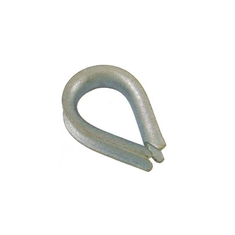 Websilor - Cosse standard pour câble - Diamètre câble : 10mm