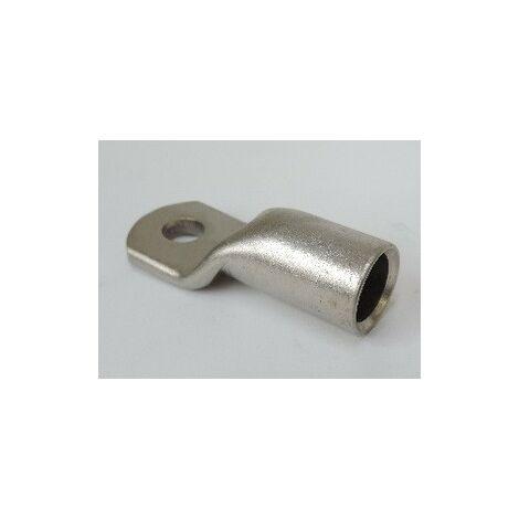 Cosses tubulaires droites en inox 70 mm² M8 (à l'unité) KLAUKE 87V8