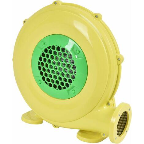 COSTWAY 480 W Pompe Gonflable de Ventilateur Eléctrique de Château Gonflable et de Barbecue avec Moteur en Cuivre