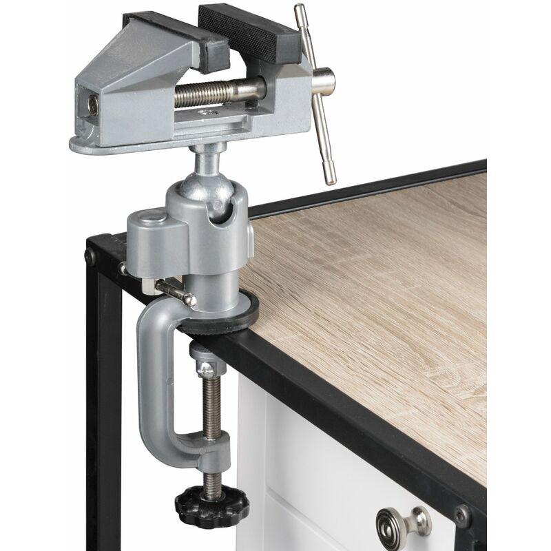 Werkstatt Schraubstock Drehteller Maschinenschraubstock Tischschraubstock