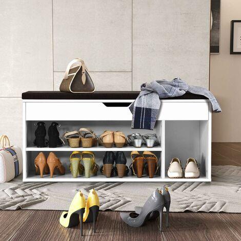 Banc meuble chaussures à prix mini | Soldes jusqu'au 11 août