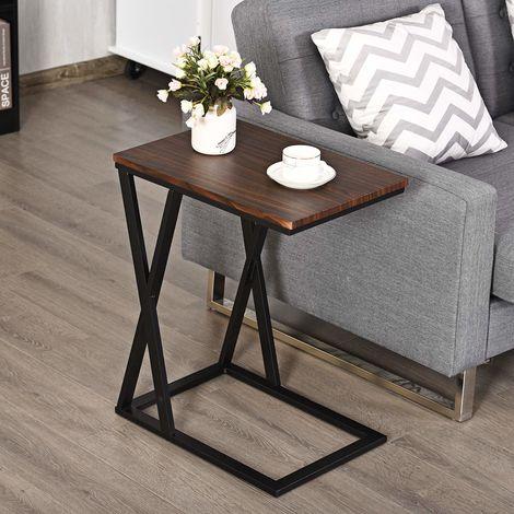 Beistelltisch Couchtisch Sofatisch Laptoptisch Kaffeetisch Betttisch Wohnzimmer