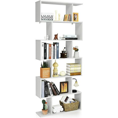 Bücherregal Weiß Regal Standregal Aktenregal Aktenschrank Bücher Holzregal