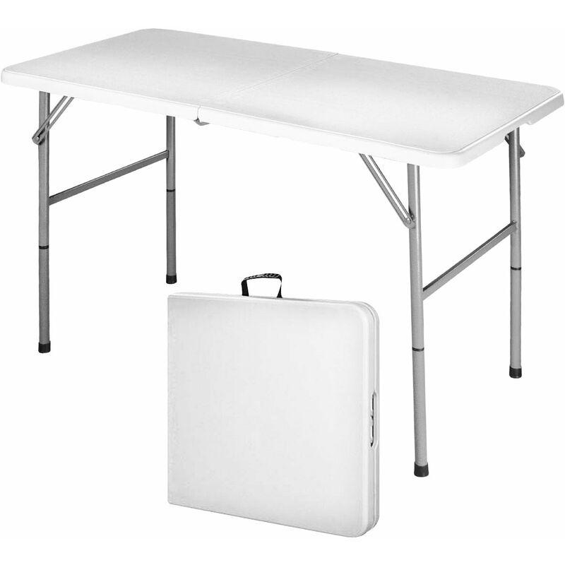 Campingtisch Koffertisch Aluminium Klapptisch klappbar Falttisch Gartentisch