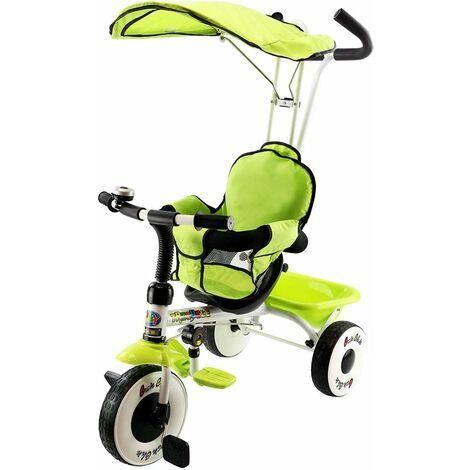 COSTWAY Parasol de Jardin Droit en Bois Ø2,7M Sable avec Toile Polyester Anti-UV pour Jardin Plage Balcon
