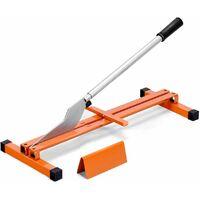 COSTWAY Presse Coupante pour Sols Stratifiés Épaisseur jusqu'à 12 mm Jusqu'à 210 mm de largeur