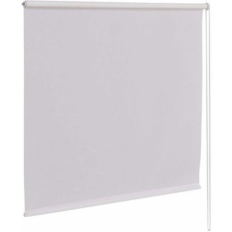COSTWAY Rouleau d'occultation aveugle rollo fenster fenêtre thermo-rollo rollo semi-transparent 95x150cm