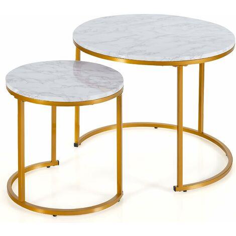 COSTWAY Table de Console,Tabled'Entrée,Tabled'Appoint Vintage en Bois+Métal pour l'Entrée,Salon,Couloir 102 x 35 x 80CM Noir