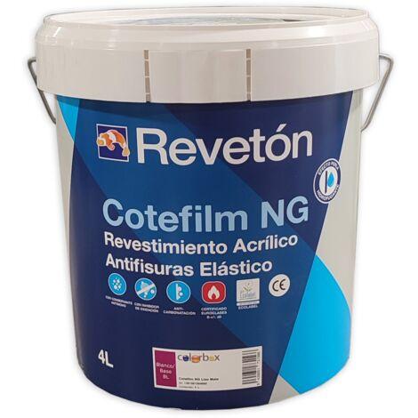 COTEFILM NG ELASTICO LISO MATE 4 LT | Blanco 001