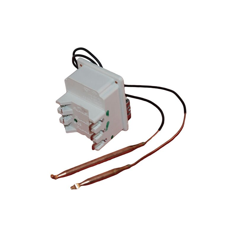 Image of Combined 10°C-70°C Thermostat & 82°C Cut Out Three Pole BTS601 - Cotherm