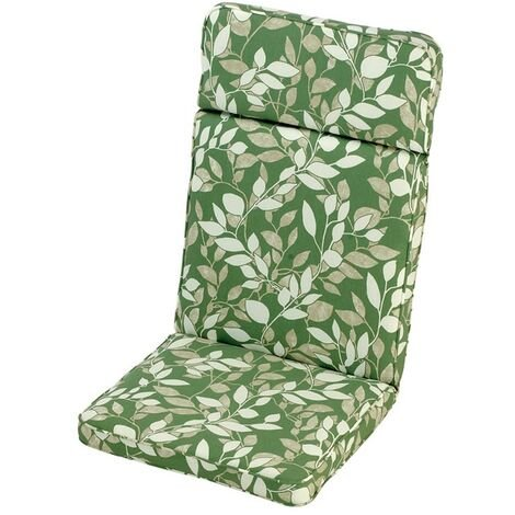 Cotswold Leaf High Recliner Cushion