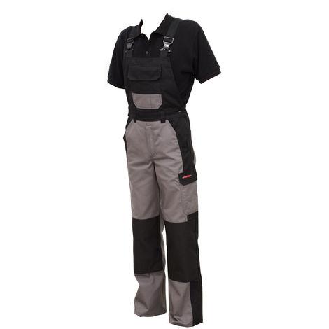 Cotte à Bretelles - la cotte à bretelles : Taille 46/48 - vêtements de travail