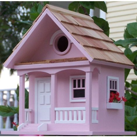 Cotton Candy Cottage
