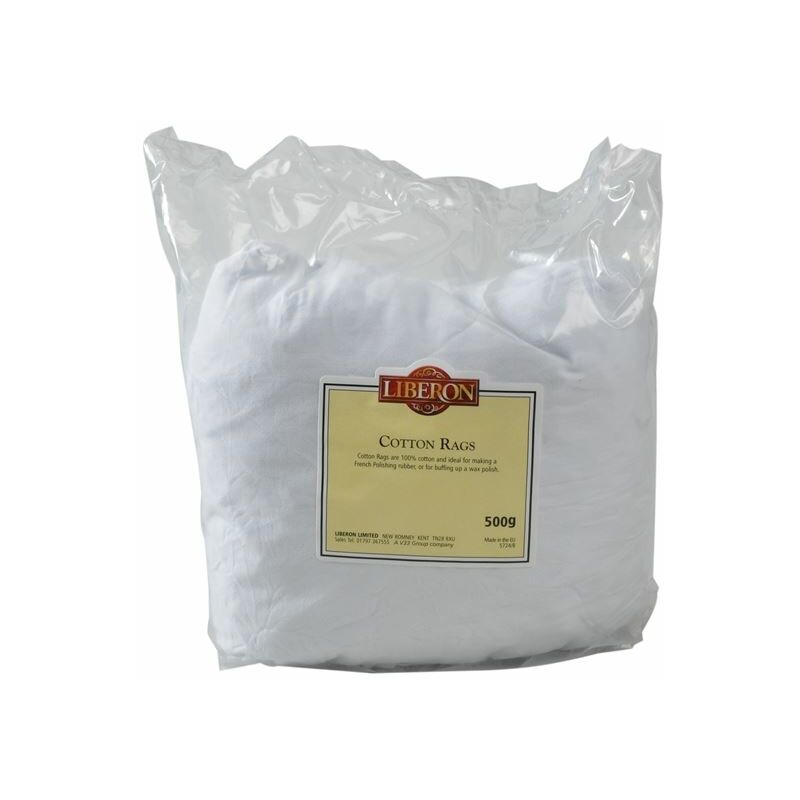 Image of Cotton Rags 500g (LIBCR500G) - LIBERON