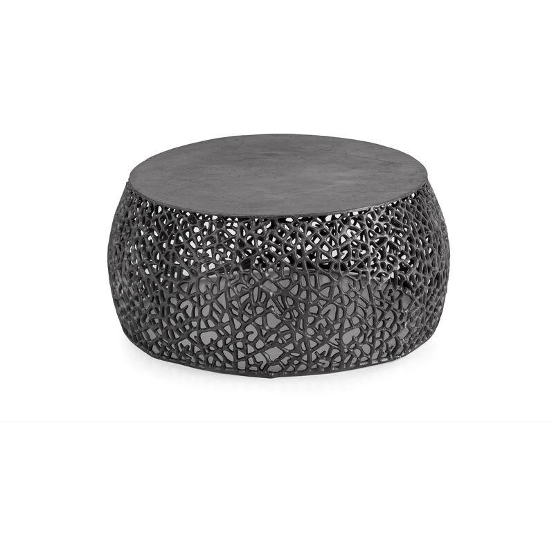 Dynamic24 - Couchtisch Bling Bling schwarz Wohnzimmertisch Sofatisch Beistelltisch Tisch A00000922