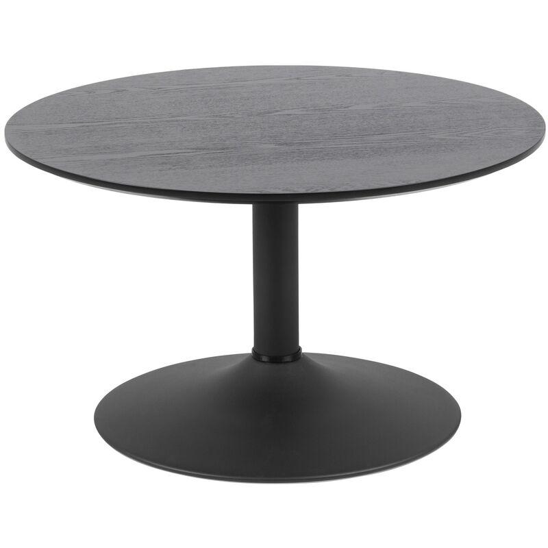 Pkline - Couchtisch Ibiz Ø 70cm Esche Holz Wohnzimmer Tisch Sofatisch Beistelltisch 11-H000019792