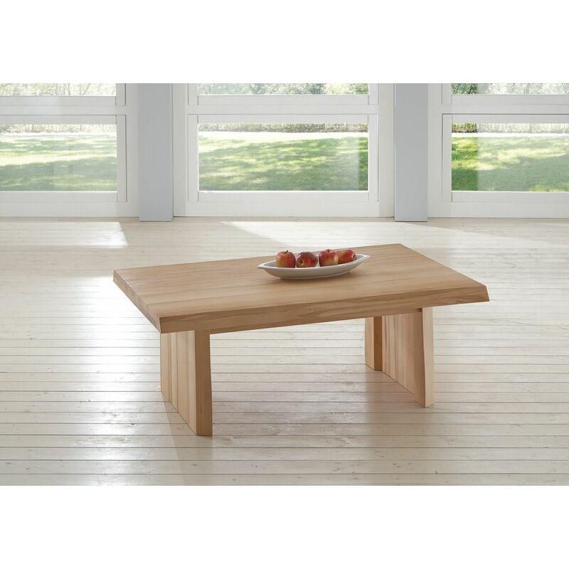 Fun Möbel - Couchtisch Tisch KELD Kernbuche Massivholz 120x80 cm