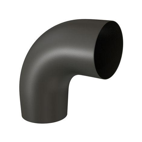 Coude 45¡ Aluminium diametre : 111, TEN, Ref. 394111