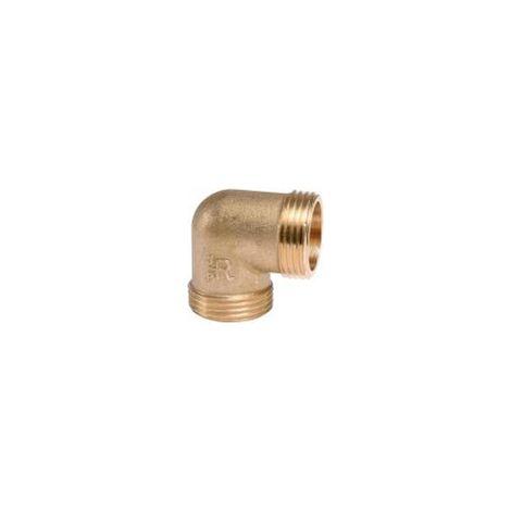 sourcing map 3//4PT PT 1//4 Connecteur tuyau r/éducteur droit chauffage eau Montage
