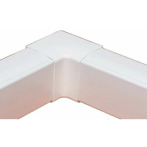 Coude intérieur 90° Super Optimal - Dimensions : 30 x 30 mm