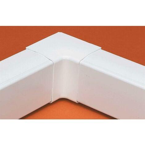 Coude intérieur 90° Super Optimal - Dimensions : 80 x 60 mm