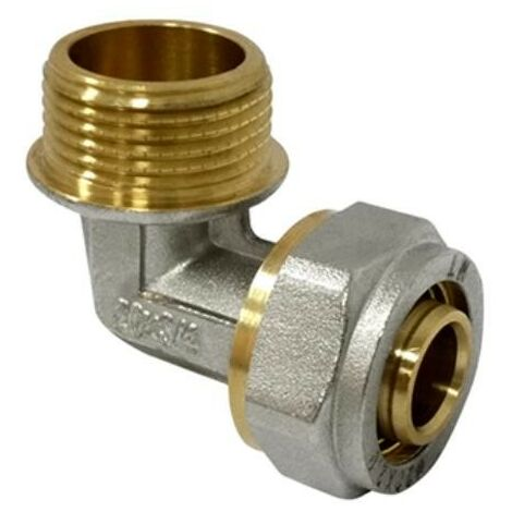 """main image of """"COUDE MULTICOUCHE COMPRESSION LINK DN20X3 / 4"""""""