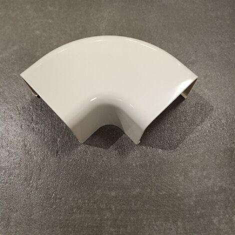 Coude plat 90° Artica - D80