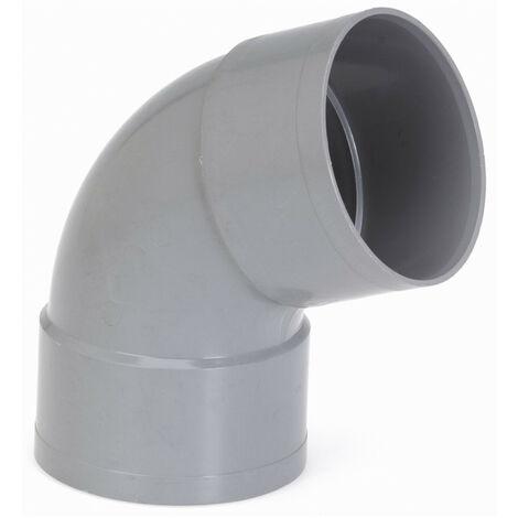 Coude PVC 67°30 FF - plusieurs modèles disponibles